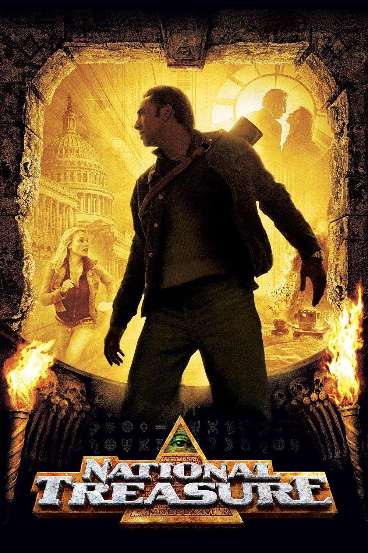 NATIONAL TREASURE (2004) TAMIL DUBBED HD