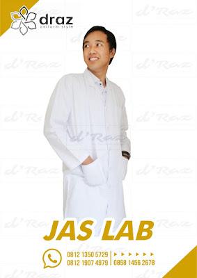 0812 1350 5729 Harga Jual Baju Lab Lengan Panjang