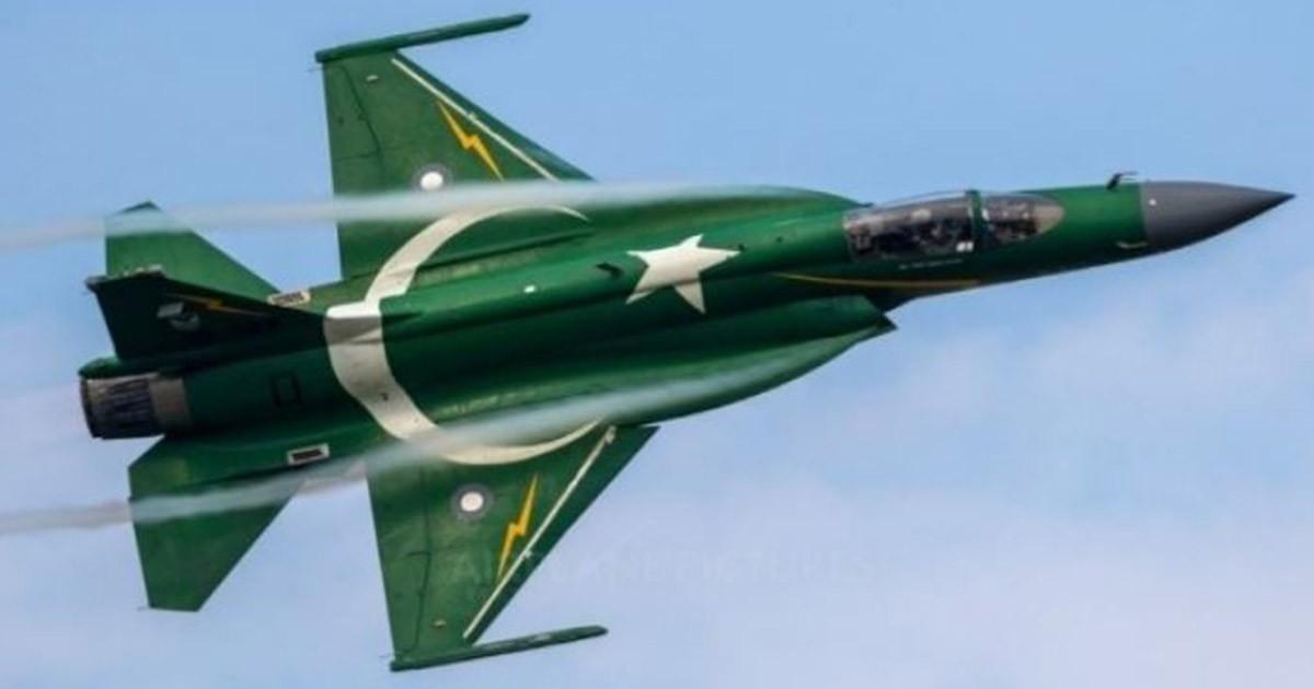 Pakistani JF17