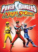 Power Rangers Ninja Storm (Subtitle Indonesia)