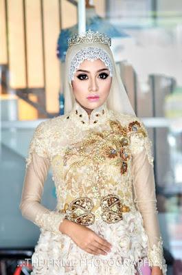 Style Hijab Untuk Pernikahan Terbaru Yang Modern
