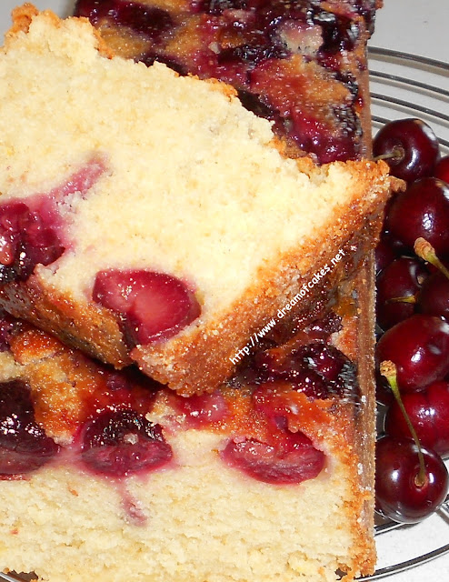 Cherry Upside-Down Cake (Extremely Easy to Make!)