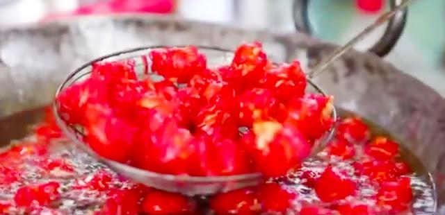 Veg manchurian Pokada recipe, Veg manchurian Pokada recipe in Hindi