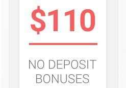 Fxcess $110 Forex No Deposit Bonus