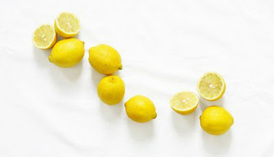 Gambar irisan lemon