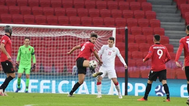 Berat Gjimshiti è classificato ottavo in Serie A per la migliore prestazione secondo CIES