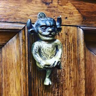 Door Knocker, Main Temple, Supreme Council 33 Degree Freemasons, London