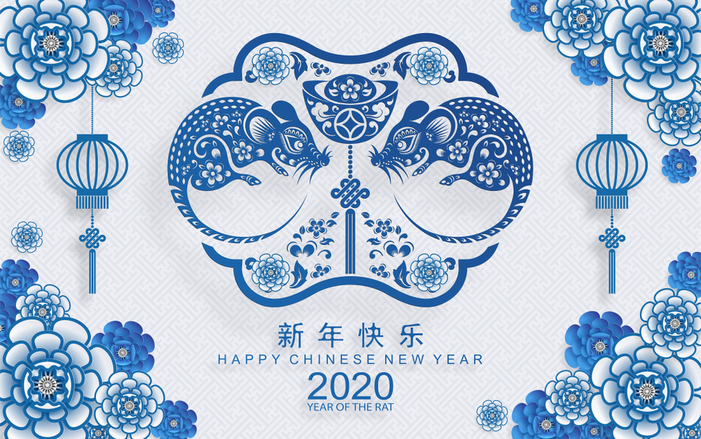Happy Chinese New Year 2020 Images. HD Wallpapers - POETRY CLUB