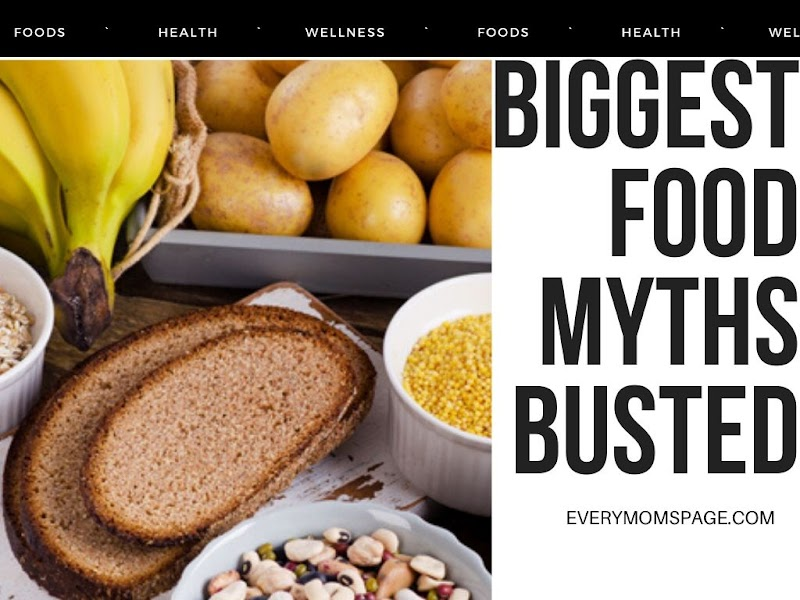 Biggest Food Myths Busted