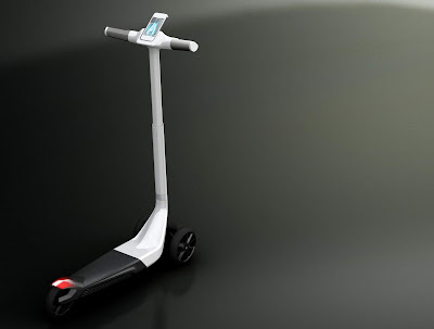 Peugeot Scooter Electric Concept