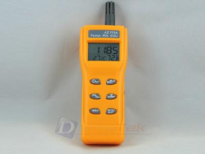 Jual AZ-7752 CO2 Meter / Air Quality Meter