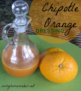 chipotle orange dressing
