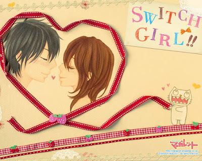 Switch Girl!! de Aida Natsumi
