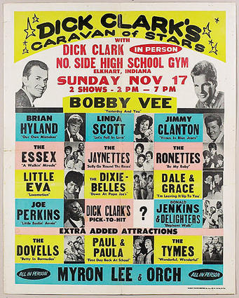 Dick clark caravan of star