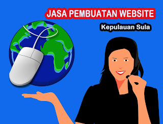 JasPembuatan Website di Kepulauan Sula Dengan Harga Terjangkau