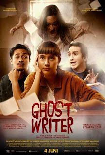 Download Film dan Movie Ghost Writer (2019) Full Movie