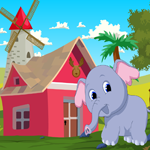 Games4King Cute Elephant …