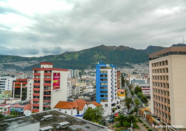 Bairro de La Mariscal, Quito
