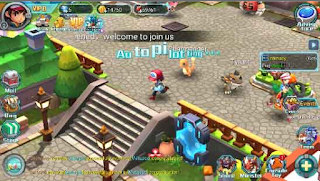 Game of Monster : Legendary / Pokeland Legends, Game RPG Versi Baru  Dari Permainan Pokemon 3DS Untuk Hp Android Dan Iphone