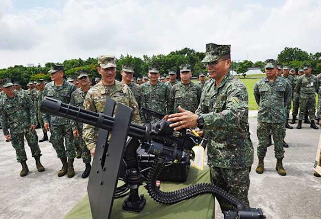 Filipina Menerima Ratusan Senjata Dari Amerika