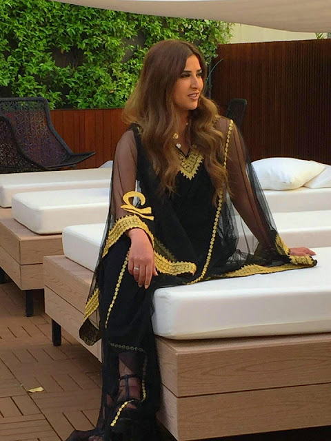 Moda Baño, Beachwear, Nukksh, Aljawhara Al-Sabah, Sheikha de Kuwait, Style, Fashionblog, Summertime, looks de Baño, Hotel Wellington, Madrid, Shopping