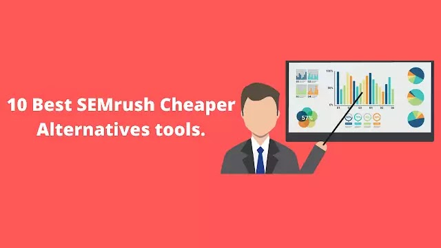 SEMrush cheaper Alternatives