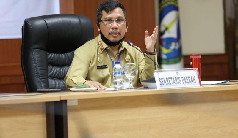 77 Orang Pendaftar Dalam Open Bidding Kepri Untuk Mengisi Jabatan OPD