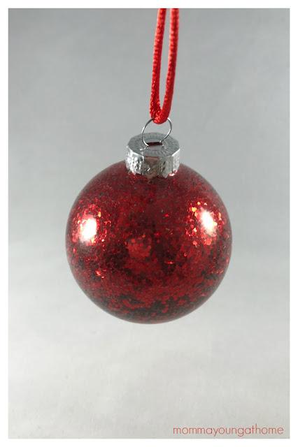 DIY Glass Ornaments