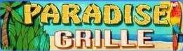 Paradise Grille in located on Pass-a-Grille Beach, Florida serving beach food