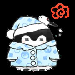 Positive penguins 4