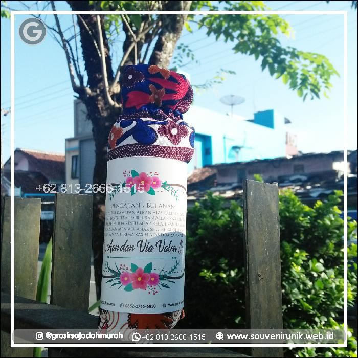 Beli Souvenir Untuk Aqiqah Makassar Cuma di Sini!