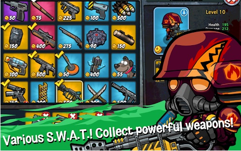 SWAT and Zombies Season 2 v1.1.13 Mod Apk (Unlimited Money)