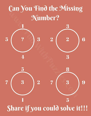 Brain Teaser Math Question for Teens