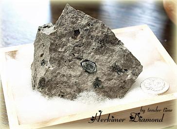 Herkimer Diamond Herkimer Co., New York, U.S.A