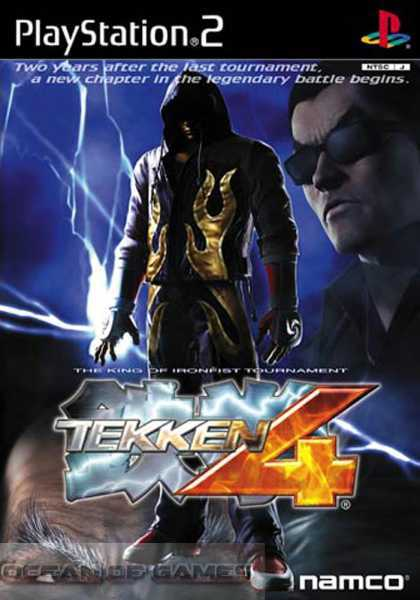 Tekken 4 game free download for pc full version highly