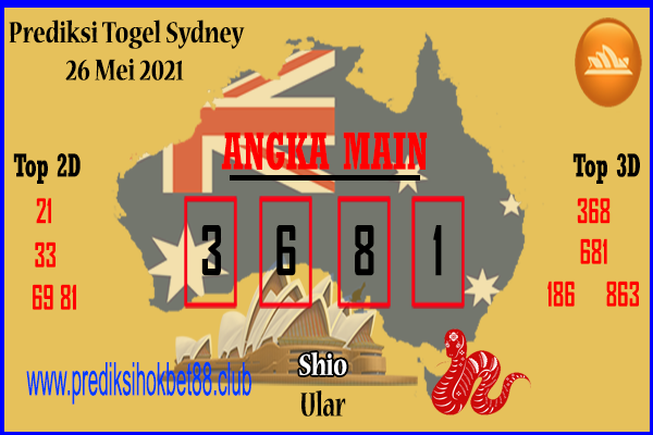 Bocoran Togel Sydney hari ini