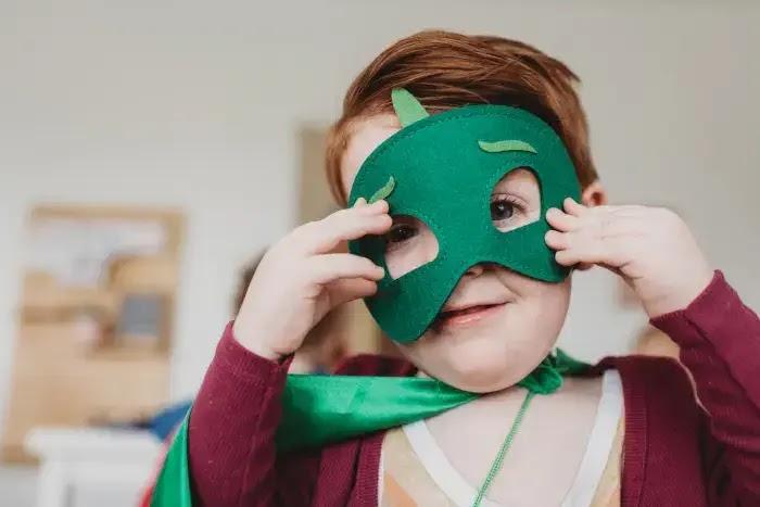 bermain peran bisa jadi ide kegiatan anak selama liburan