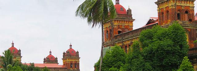Rangoon Victorian Style Architecture