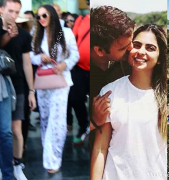 Beyonce Arrives In Udaipur For Isha Ambani And Anand Piramal's Pre-Wedding Festivities