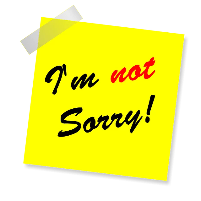 apology letter to a friend you hurt