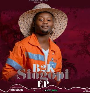 DOWNLOAD AUDIO | B2k – SIOGOPI (DOWNLOAD Full EP)