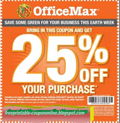 office max coupons for computers