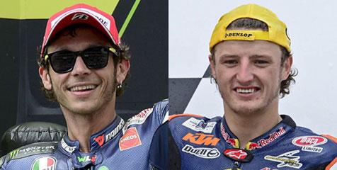 Valentino Rossi Prediksi Jack Miller Juarai Moto3 2014