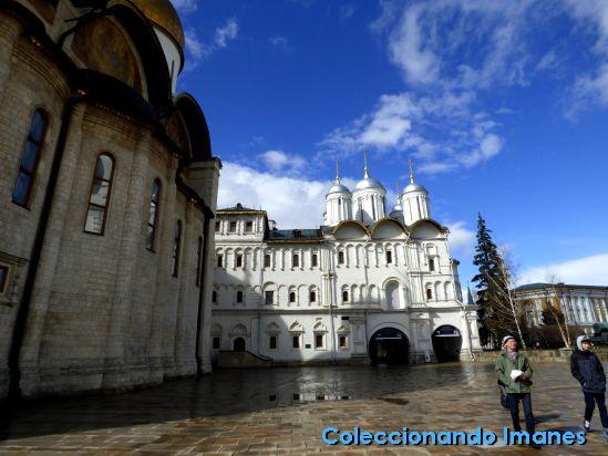 Kremlin de Moscú: Palacio del Patriarca