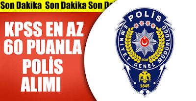Polis alımları