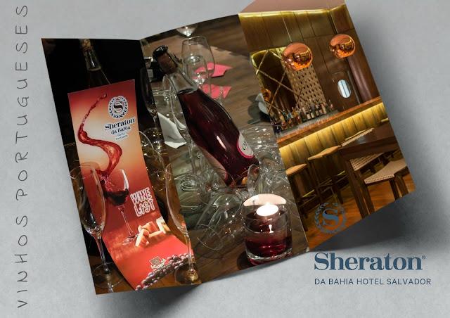 'Quinta do Sheraton' traz happy hour especial com vinhos portugueses