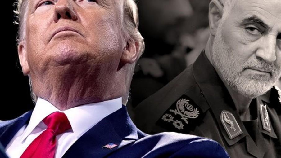 Irán emite orden de aprehensión contra Donald Trump por el asesinato del General Qasem Soleimani: pide ayuda a la Interpol para arrestarlo