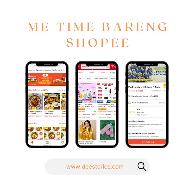 Kontes Blog Shopee #NgeblogDariRumah