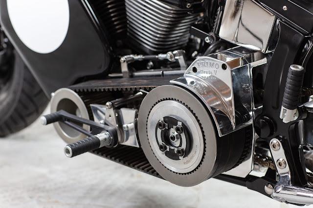 Harley Davidson By Mr. Martini Hell Kustom