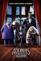 Estrenos de cartelera en España 25 Octubre 2019: La familia Addams